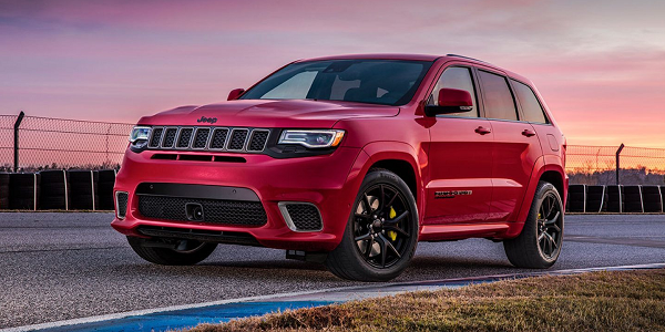 New Jeep Grand Cherokee review for Evergreen Park IL