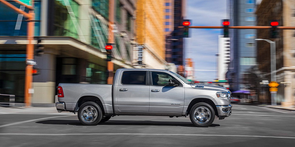 2019 RAM 1500 Safety features