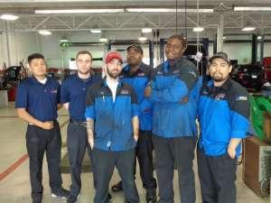 Express Lube Team
