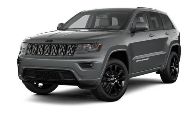 2017 Jeep Grand Cherokee Trims & Inventory Mancari's CJDR
