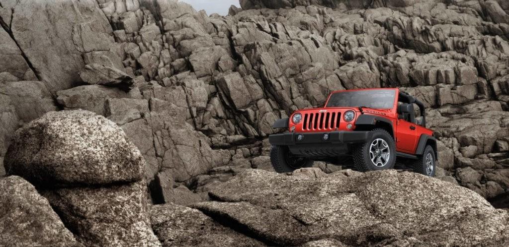 2017 Jeep Wrangler Versatility