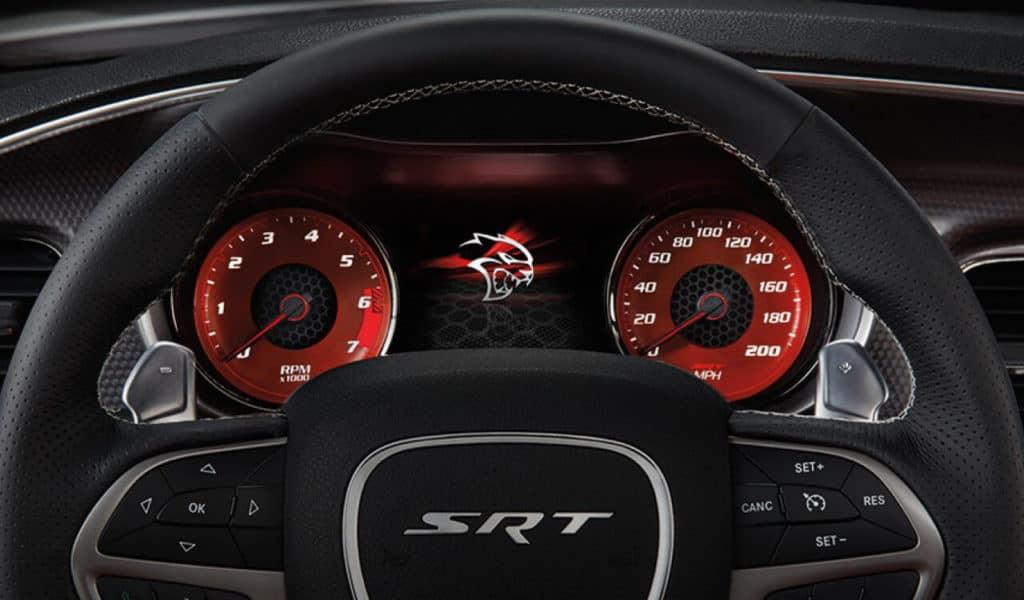 2017 dodge charger steering wheel controls
