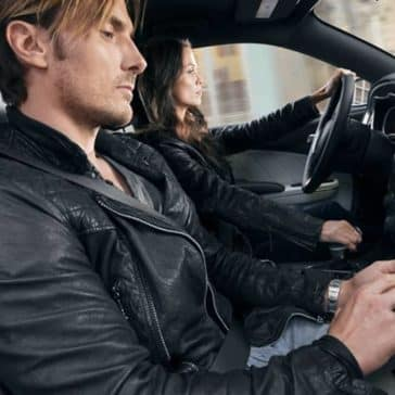 passengers in 2018 Dodge Charger