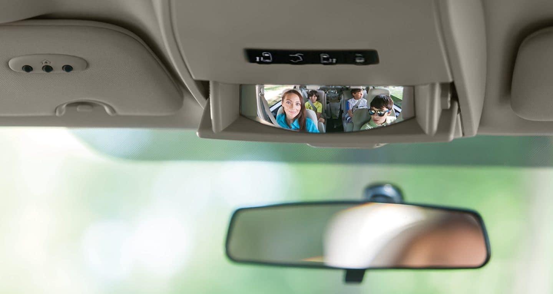 Dodge Grand Caravan Mirror