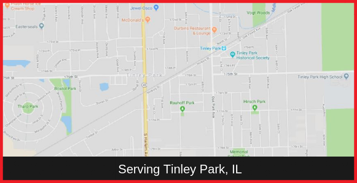 Serving TInley Park