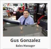 Gus Gonzales