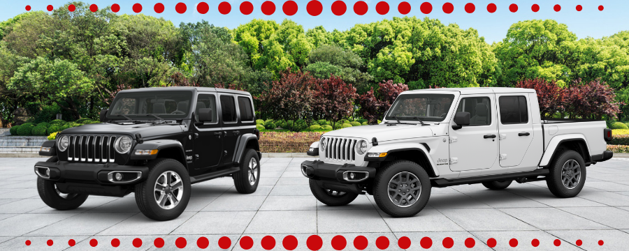 2019 Jeep Models at Mancari