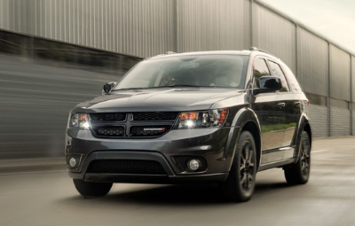 2019 Dodge Journey at Mancari's Oak Lawn