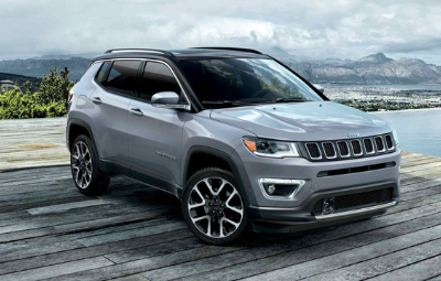 2019 Jeep Compass for sale at Mancari's Oak Lawn