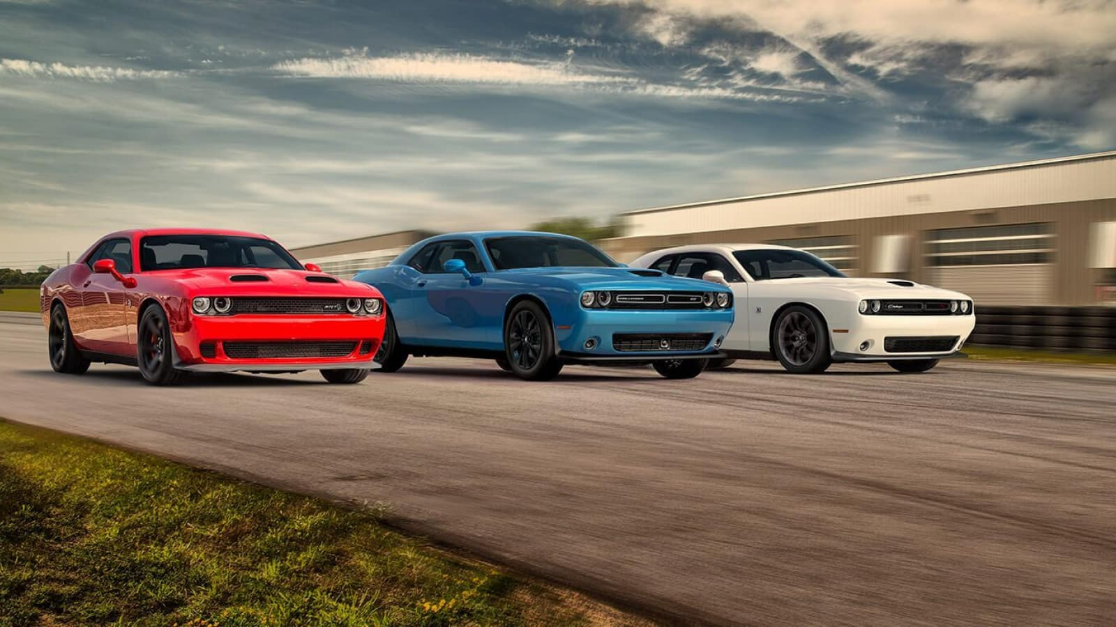 The powerful 2020 Dodge Challenger