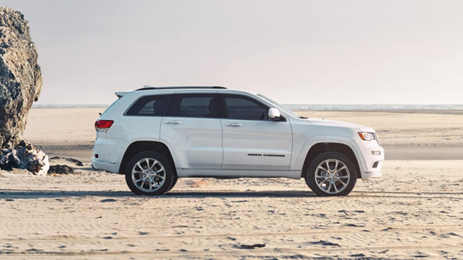 Stay safe inside the 2020 Grand Jeep Cherokee