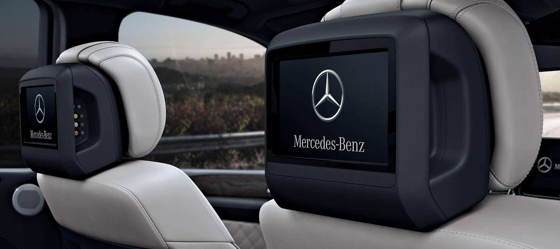 New technology found in mercedes benz models mercedes for Mercedes benz of baton rouge