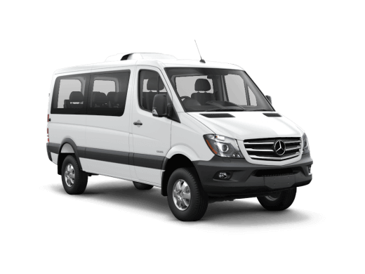 Mercedes sprinter is the ultimate in van luxury mercedes for Luxury mercedes benz sprinter