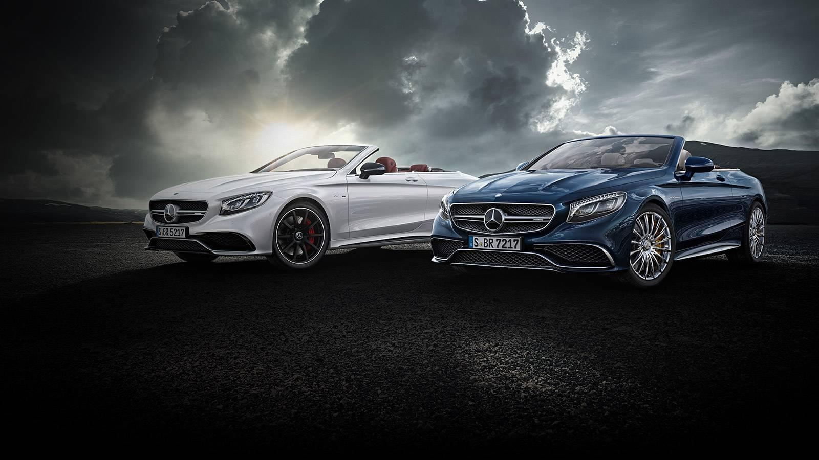 AMG Roadsters