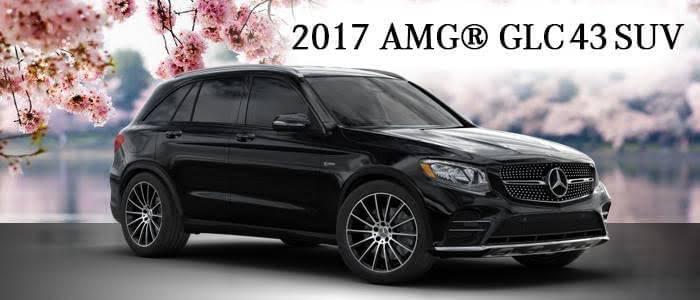 2017 AMG® GLC 43 SUV