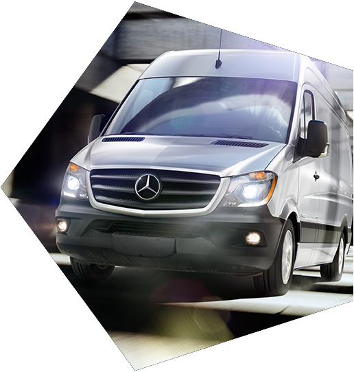 What Types Of Mercedes Benz Vans Are There?