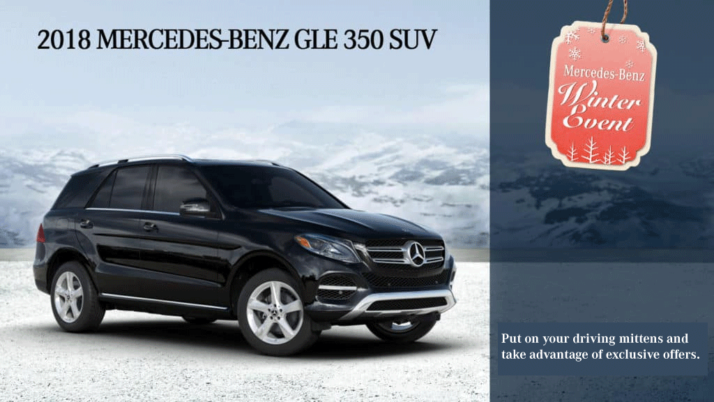 2018 GLE 350 SUV