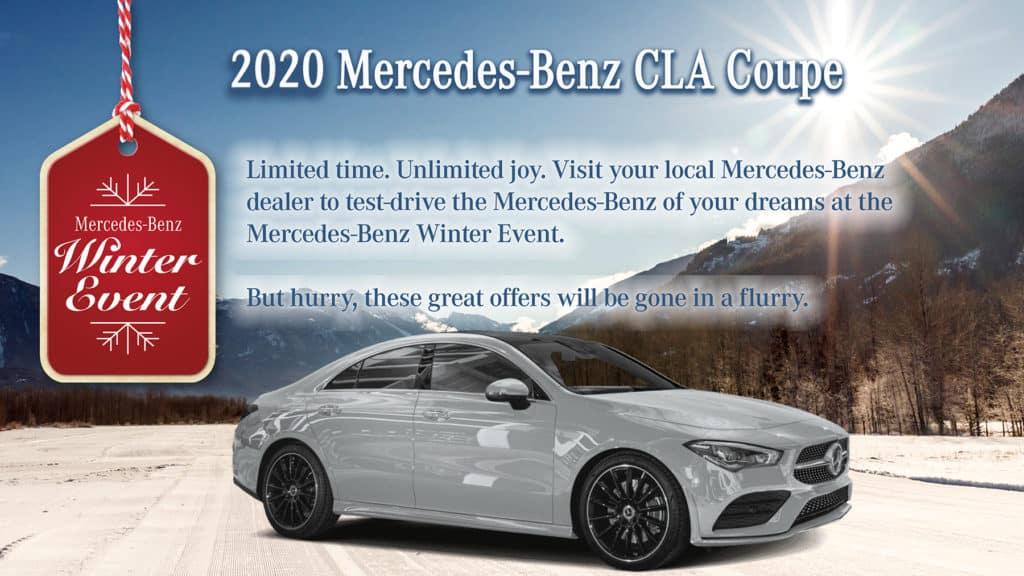 2020 Mercedes-Benz CLA 250 Coupe