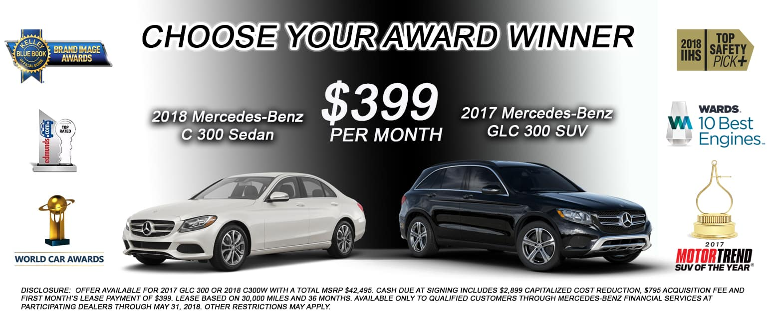Choose your award winner mercedes benz of baton rouge for Mercedes benz baton rouge service