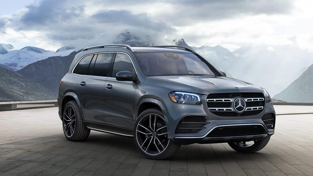 2021 Mercedes-Benz GLS 450 SUV 4MATIC®