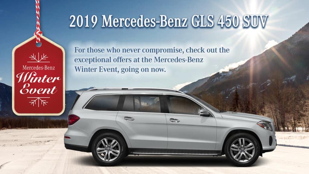 2019 Mercedes-Benz GLS 450 SUV 4MATIC®