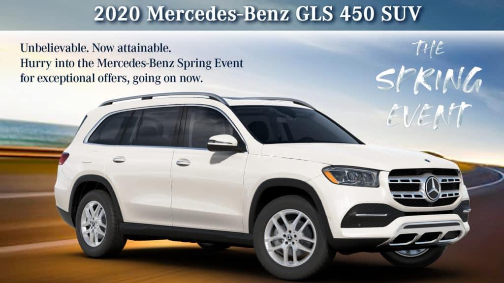 2020 Mercedes-Benz GLS 450 SUV 4MATIC®