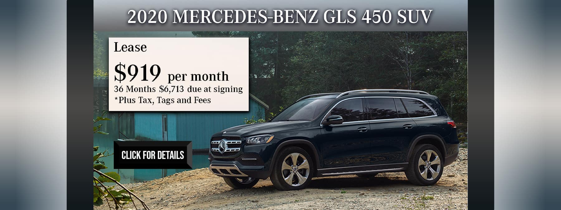 OCTOBER GLS HOME PAGE OFFER