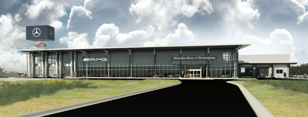 Mercedes benz of birmingham luxury auto dealer in hoover al for Mercedes benz jobs alabama