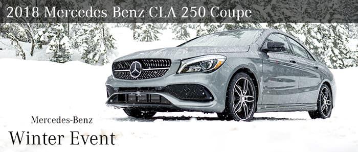 2018 CLA 250 Coupe Lease
