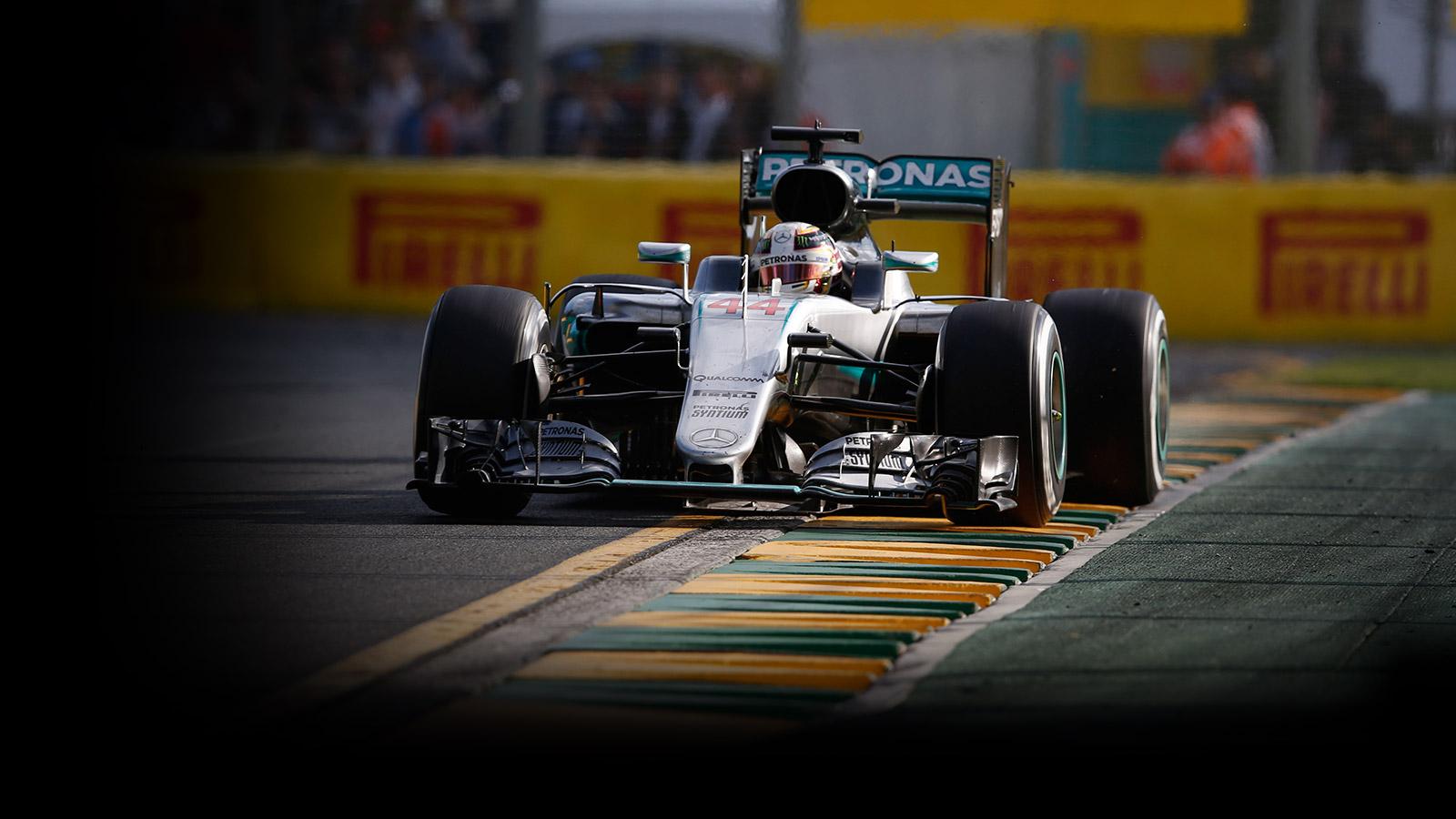 AMG Petronas Race Track