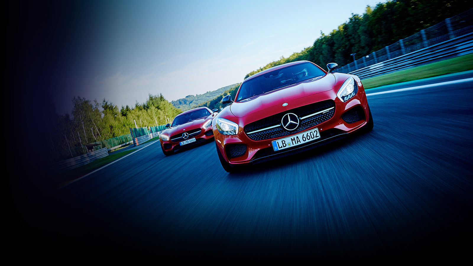 AMG Red Hot Racing