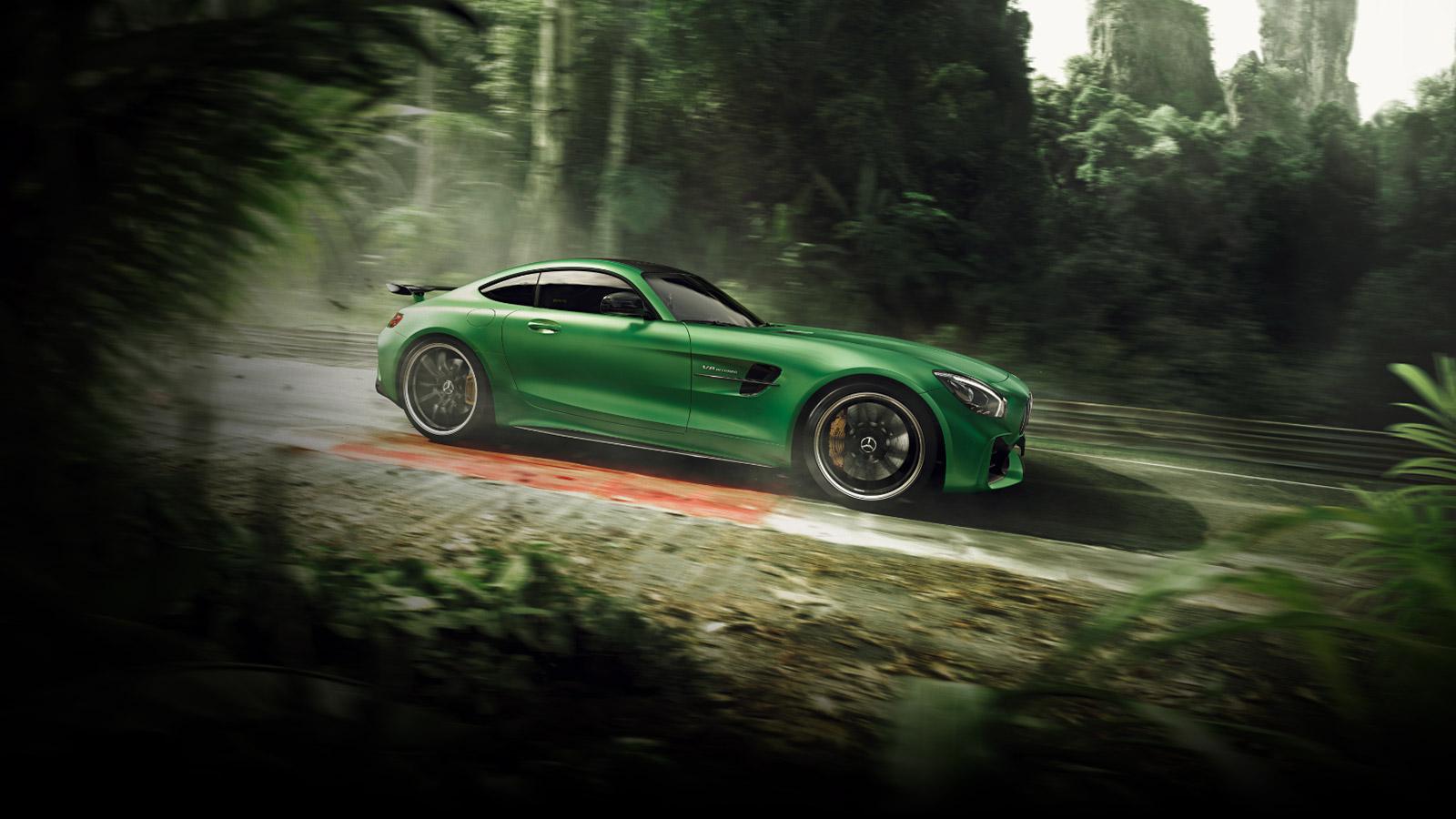 AMG Green Machine