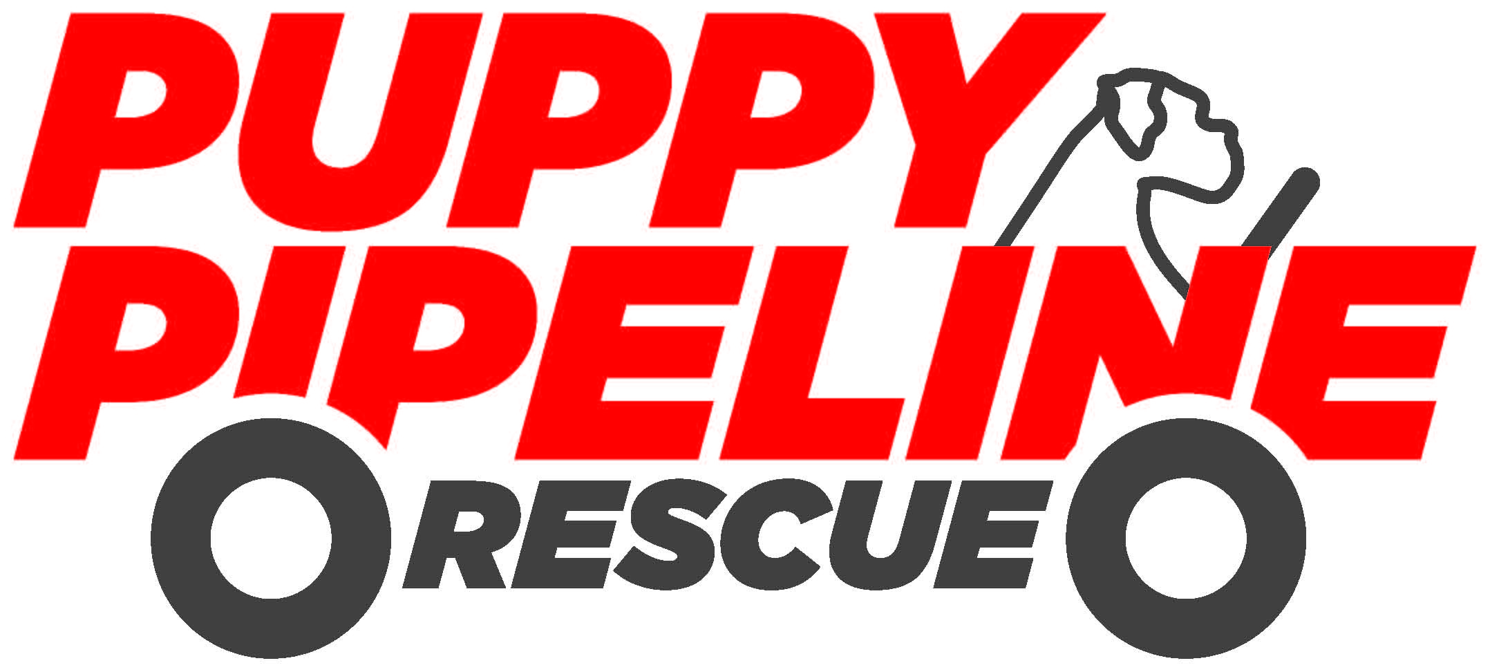 Puppy Pipeline Rescue Logo
