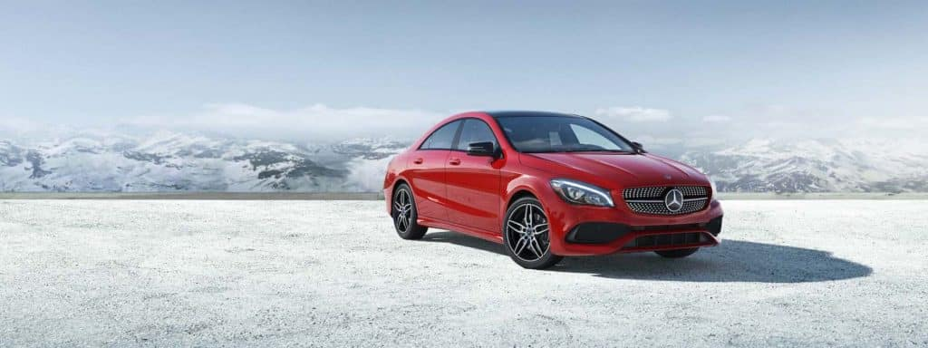 2019 CLA 250 Lease Special