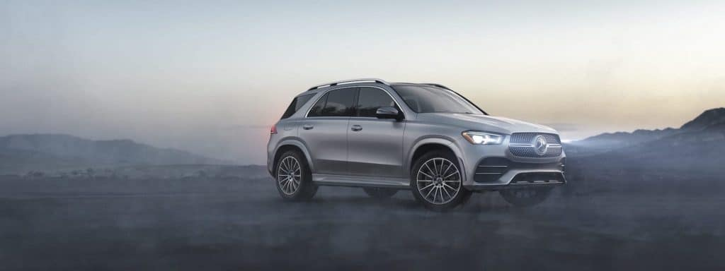 2020 GLE 350 4MATIC® Lease Special