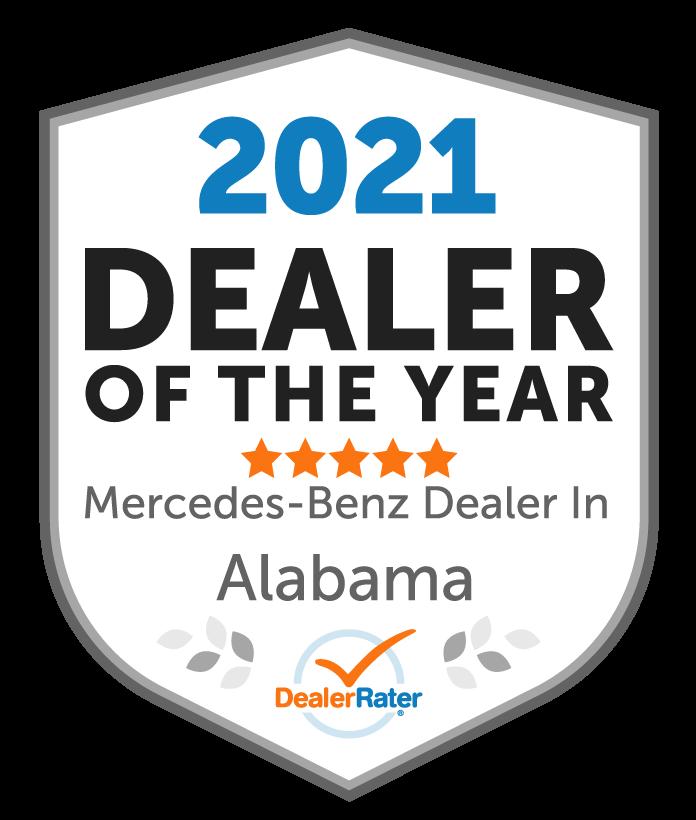 2021 Dealer of the Year Award