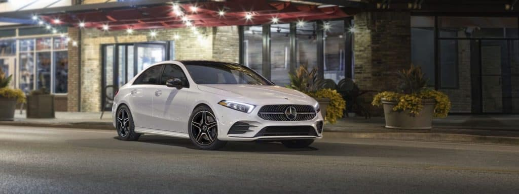 2019 A 220 Lease Special