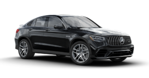 AMG GLC 63 Coupe
