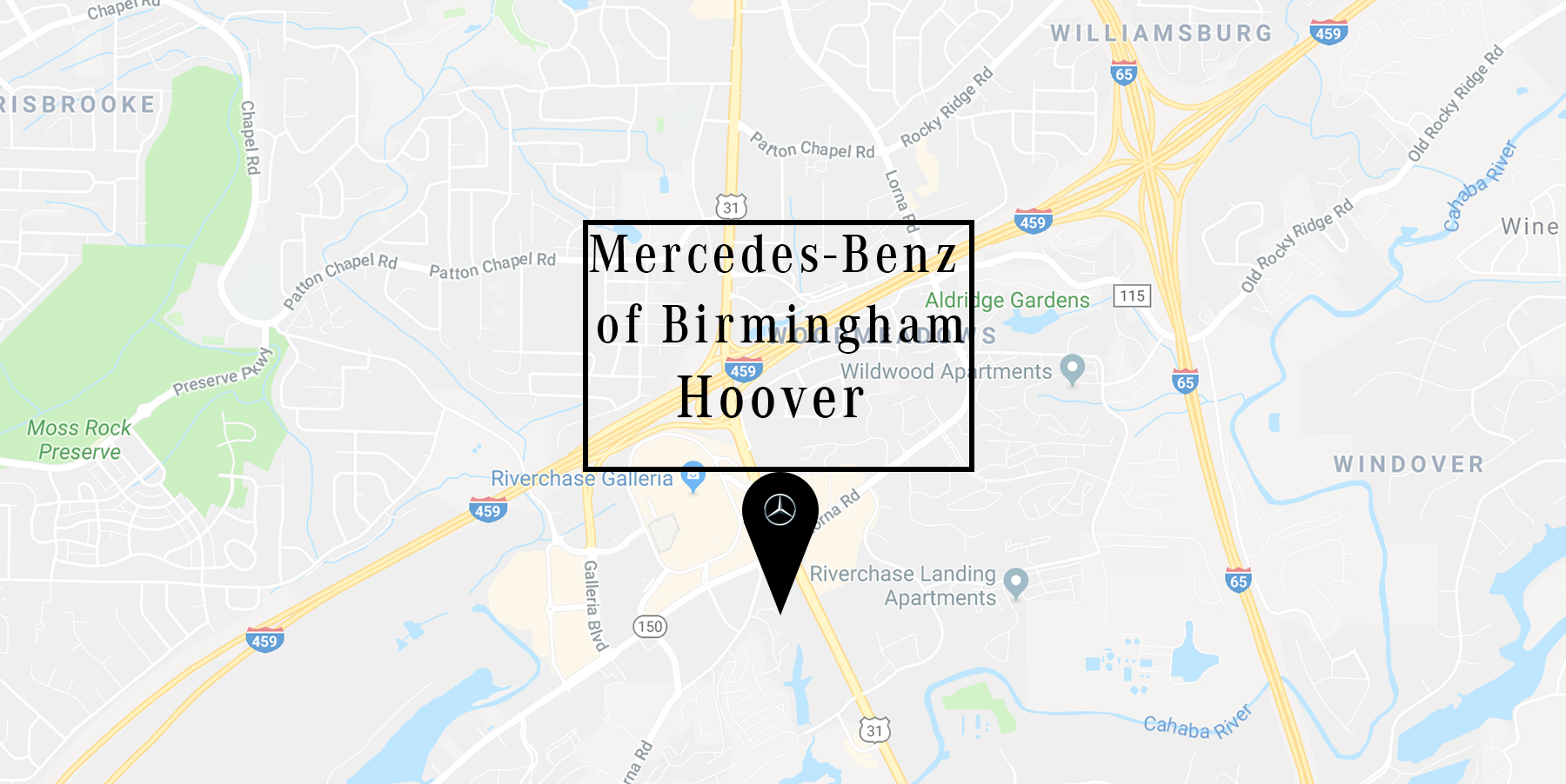 Mercedes-Benz of Birmingham Hoover Campus