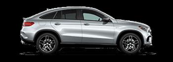 2017 GLE 43 Coupe