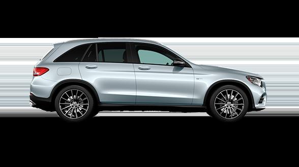 2017 AMG GLC 43 SUV