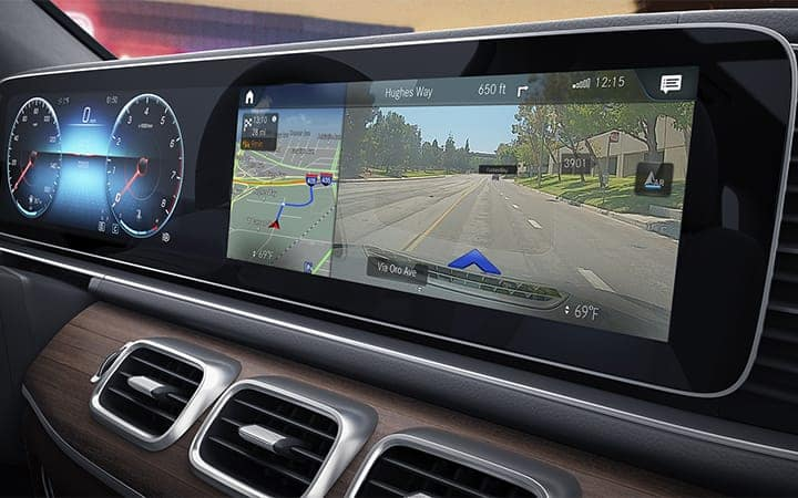 GLE Augmented Reality Navigation