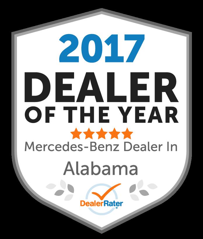 2017 Dealer of the Year Award