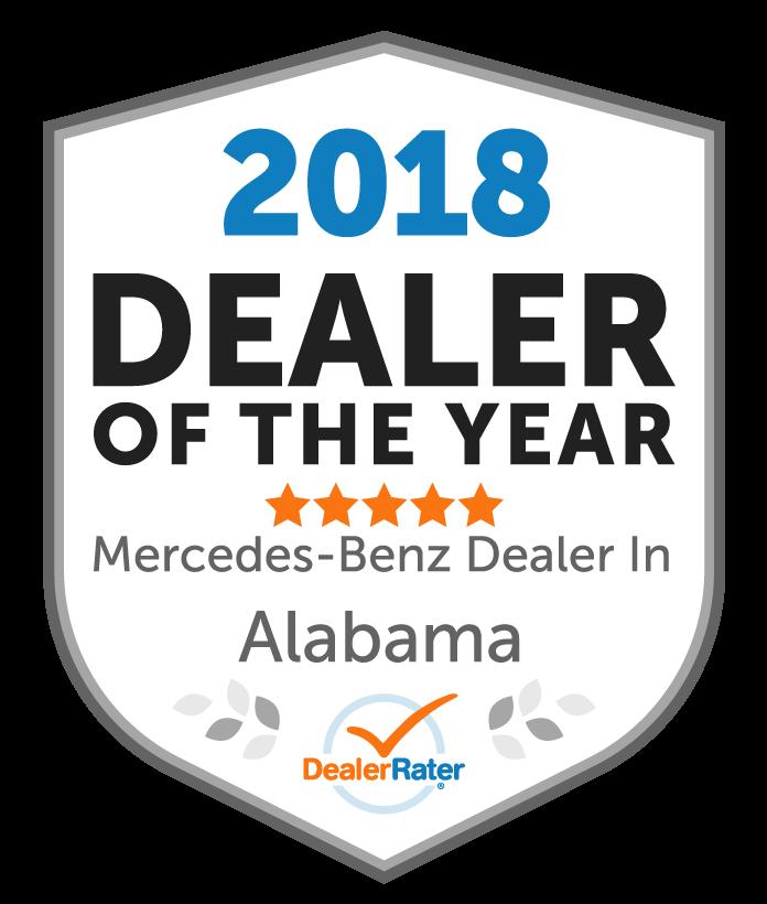 2018 Dealer of the Year Award