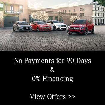 Mercedes-Benz Payment Deferral 0% Financing