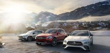 Mercedes-Benz Winter Event Offers