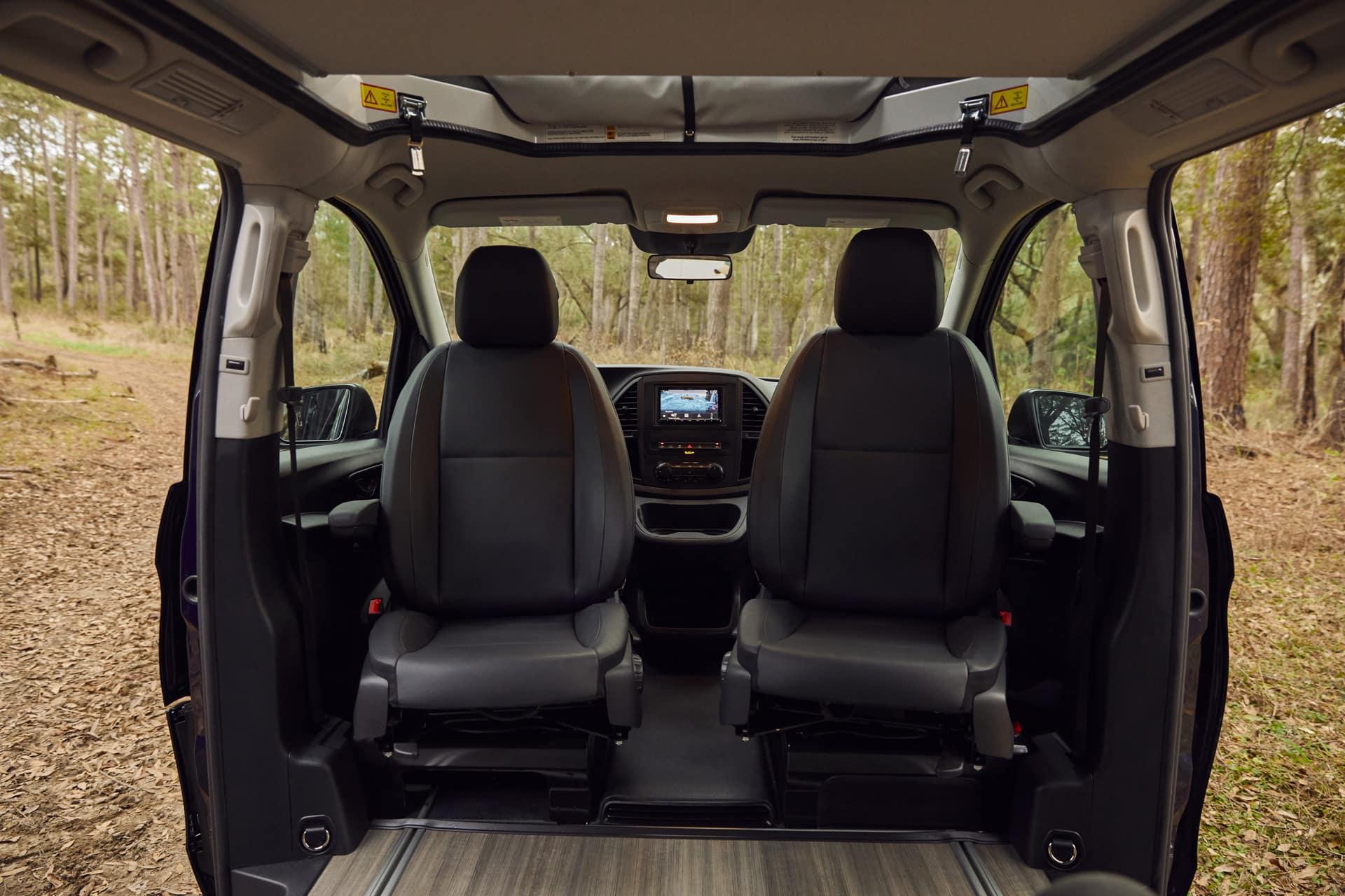 GetAway Front Seats