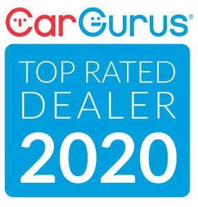 2020 Cargurus Top Rated Dealer Award