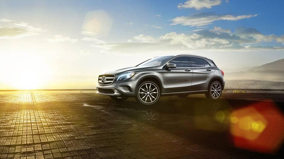 2017 Mercedes-Benz GLA 1
