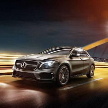 2017 Mercedes-Benz GLA 3